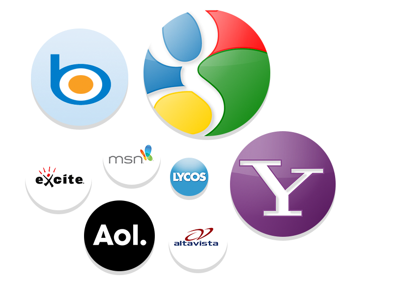 Photo Search network of search engines